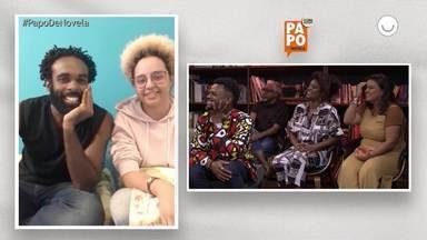 Autores colaboradores de 'Bom Sucesso' falam sobre construção dos personagens da novela - No Papo de Novela, Fabrício Santiago fala sobre reabilitação de Waguinho, personagem de Lucas Leto