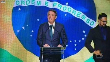 Jair Bolsonaro lança partido Aliança Pelo Brasil - O novo partido ainda depende da coleta de assinaturas e do registro no TSE: são necessárias quase 500 mil assinaturas. Para que os candidatos do Aliança possam disputar as eleições de 2020, o processo precisa terminar até abril.