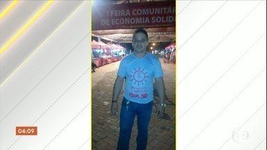 Polícia procura suspeito de matar o presidente do PSOL no AC - A polícia procura pelo suspeito de matar o presidente do PSOL em Xapurí, no Acre. Josemar da Silva Conde foi assassinado na última quarta-feira mas, o corpo, só pôde ser resgatado ontem. O motivo do crime seria a disputa por uma área de floresta.