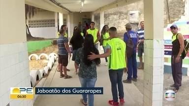 Projeto Colmeia leva serviços gratuitos de saúde e cidadania a Jaboatão dos Guararapes - Ação é realizada nesta sexta-feira (22), na Escola Edmur Arlindo de Oliveira.