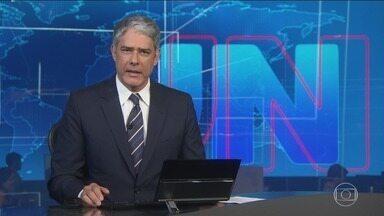Jornal Nacional, Íntegra 22/11/2019 - As principais notícias do Brasil e do mundo, com apresentação de William Bonner e Renata Vasconcellos.