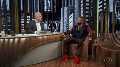 Edi lembra momento em que conheceu Mano Brown e Ice Blue - O rapper revela inspirações que originaram o nome Racionais MC's