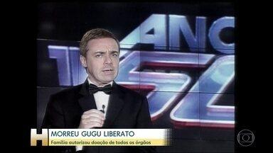 Corpo de Gugu Liberato deve chegar até quinta (28) no Brasil - Um dos maiores comunicadores do país, Gugu tinha 60 anos e morreu depois de um acidente na casa dele, no estado americano da Flórida.