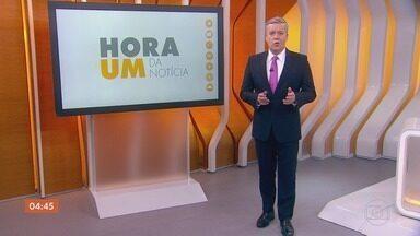 Hora 1 - Edição de segunda-feira, 25/11/2019 - Os assuntos mais importantes do Brasil e do mundo, com apresentação de Roberto Kovalick.