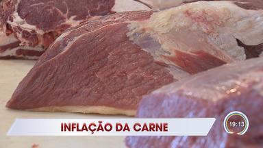 Preço de carne disparou nos açougues da região - Pesquisa é do Nupes.
