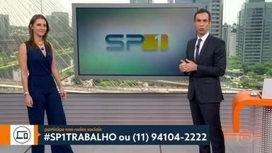 Marina Proença responde perguntas sobre empreendedorismo - Comentarista do SP1 responde a questões sobre inovação e tecnologia como ferrementas para se destacar no mercado