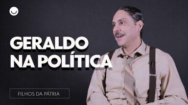 Alexandre Nero comenta a entrada de Geraldo para a política - Confira!