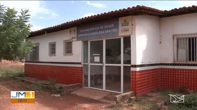 Posto de saúde é desativo por falta de infraestrutura em Codó - Equipe de médicos e enfermeiros foi transferida para uma antiga escola do povoado.
