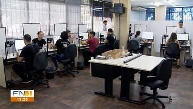Cartórios eleitorais intensificam atendimento para cadastramento biométrico - Eleitores são orientados a fazer o agendamento no site do TRE-SP.