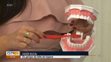 Especialista em ortodontia alerta para os perigos da falta de higiene bucal - Cuidar da saúde bucal é tão importante quanto praticar atividades físicas e manter uma alimentação saudável.