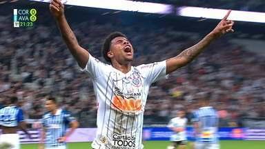 Os gols de Corinthians 3x0 Avaí pela 35ª rodada do Campeonato Brasileiro - Os gols de Corinthians 3x0 Avaí pela 35ª rodada do Campeonato Brasileiro