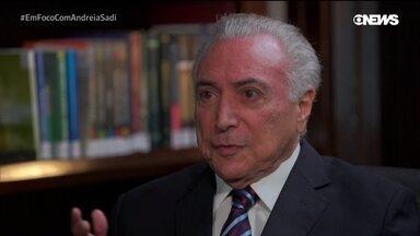 Michel Temer e os bastidores do impeachment de Dilma Rousseff