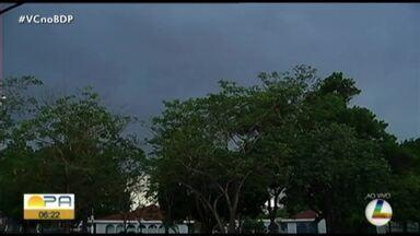 Confira a previsão do tempo em Belém e no interior do Pará nesta quinta-feira, 28 - Confira a previsão do tempo em Belém e no interior do Pará nesta quinta-feira, 28