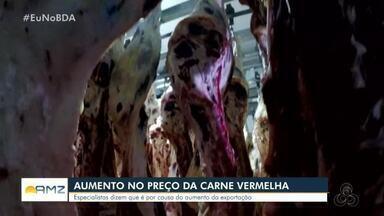 Preço da carne tem mais um aumento em Rondônia - Na capital, em alguns supermercados o aumento chegou à 20%.