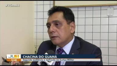 """Justiça Militar realizar segunda audiência sobre o caso """"Chacina do Guamá"""", em Belém - Justiça Militar realizar segunda audiência sobre o caso """"Chacina do Guamá"""", em Belém"""