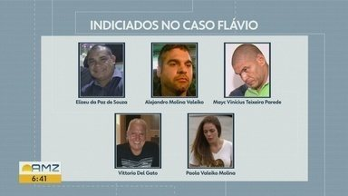 Caso Flávio: Três suspeitos indiciados estão presos - Acompanhe as atualizações do caso.