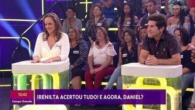 Fã de Daniel disputa com ele o 'ABC Sertanejo' - Quem será que acerta mais perguntas sobre o mundo sertanejo?