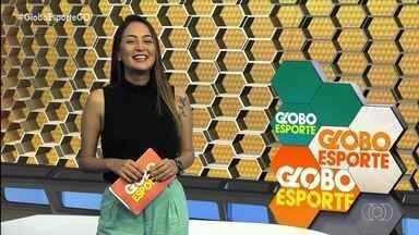 Globo Esporte GO - 30/11/2019 - Íntegra - Confira a íntegra do programa Globo Esporte GO - 30/11/2019