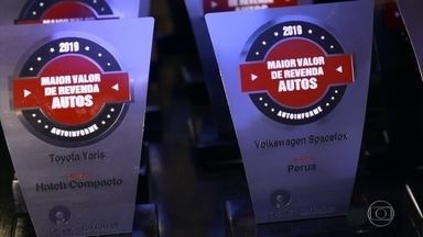 Selo elege carro com menor desvalorização nos últimos 12 meses - Saiba qual o escolhido como melhor opção de revenda.