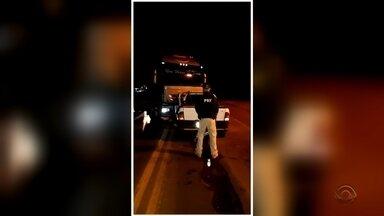 Fim de semana deixa quatro mortos em acidentes de trânsito na Região Norte - Uma criança de cinco anos estava entre as vítimas.