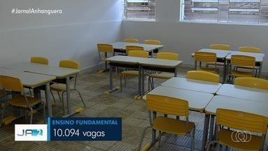 Secretaria de Educação abre período de matrículas para novos alunos em Goiânia - A inscrição pode ser feita a partir de terça-feira (3).