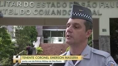 Porta-voz da PM de SP diz que não houve erro flagrante em ação em baile funk - Tenente coronel Emerson Massera disse que apenas investigação vão mostrar se houve ou não falha na ação dos policiais em Paraisópolis.