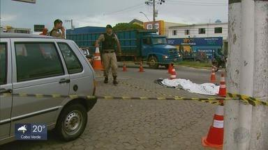 """Homem morre em acidente na Avenida Perimetral, em Pouso Alegre - Homem morre em acidente na Avenida Perimetral, em Pouso Alegre"""""""