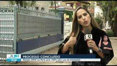 Próximas eleição terão biometria em todos os 144 municípios do Pará - O TRE concluiu o processo de cadastramento no estado, o nono maior em número de eleitores no Brasil.