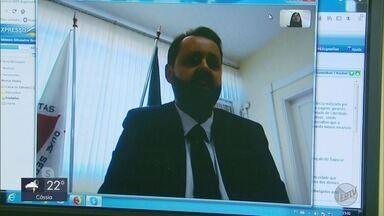Para economizar, presídio de Pouso Alegre realiza audiências por videoconferência - Para economizar, presídio de Pouso Alegre realiza audiências por videoconferência