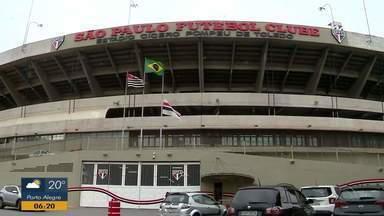 Inter vai ao Morumbi enfrentar o São Paulo na noite desta quarta-feira (4) - Clube paulista faz promoção na venda dos ingressos para chamar os torcedores.