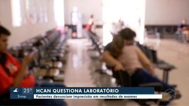 Hospital de Câncer consegue suspender contrato com laboratório - Hospital de Câncer consegue suspender contrato com laboratório.