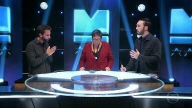 Avillez, Kátia e Leo avaliam os pratos de Carol e André - Confira quem venceu o duelo