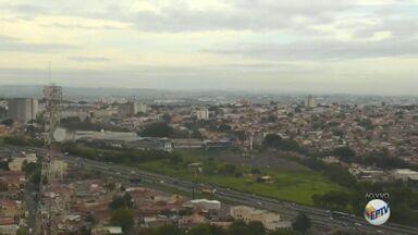 Confira a previsão do tempo para a região de Campinas nesta sexta-feira (6) - Campinas (SP) registra máxima de 26º C e garoa.