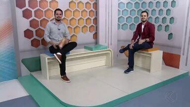 Editor e Repórter do GE.com trazem novidades do JF Vôlei - Raphael Lemos e Bruno Ribeiro detalham programação do time na apresentação de olho na Superliga B
