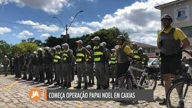 Operação Papai Noel traz mais segurança ao centro de Caxias do Sul - Reforço no policiamento seguirá até o dia 04 de janeiro.