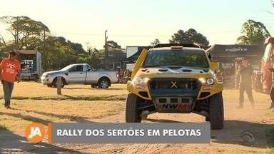 Rally dos Sertões volta ao sul do Brasil após 15 anos - Hoje é dada a largada em Pelotas.