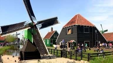 Conheça parque nacional dominado por aves na série Holanda, Terra, Água e Ar - No terceiro episódio da série, você conhece um parque nacional onde vivem aves de todos os tipos e cantos do mundo.