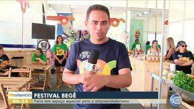 Feira promove empreendedorismo no Litoral do Piauí - Feira promove empreendedorismo no Litoral do Piauí