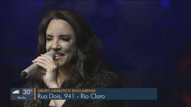 Ana Carolina se apresenta neste sábado em Rio Claro - Show é da turnê Fogueira em Alto Mar.
