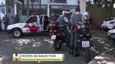 Policiamento é reforçado em Paraisópolis após morte de jovens em baile funk - No último final de semana, nove jovens morreram durante a ação da Polícia Militar em um baile funk na comunidade.