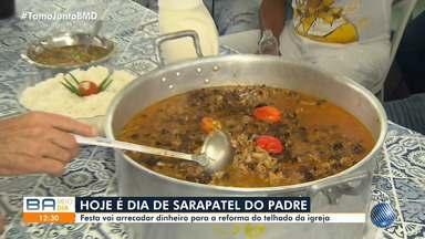 'Sarapatel do Padre': evento acontece na igreja de St. Antônio Além do Carmo neste sábado - Confira.