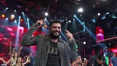 Henrique e Juliano cantam 'Vidinha de Balada' - Dupla anima o programa de 8/12
