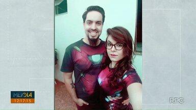 """Casal é preso após agredir criança de 8 anos em Londrina - Pais disseram que queriam """"disciplinar"""" o menino que foi adotado pelo casal há dois meses."""