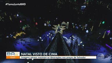 Natal do Bem: Baianos participam da campanha da TV Bahia - Ação ajuda a promover um fim de ano mais feliz para milhares de famílias carentes, em toda a Bahia.