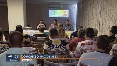 Guarujá recebe Congresso Nacional de Escolas de Samba - Agremiações de todo o Brasil participaram do evento.