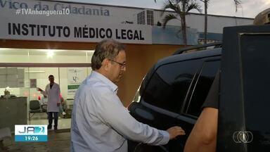 Justiça nega pedido e ex-governador Marcelo Miranda permanece preso - Justiça nega pedido e ex-governador Marcelo Miranda permanece preso