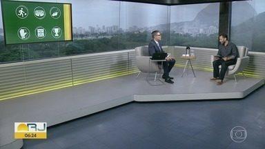 Bom dia Rio - Edição de terça-feira, 10/12/2019 - As primeiras notícias do Rio de Janeiro, apresentadas por Flávio Fachel, com prestação de serviço, boletins de trânsito e previsão do tempo.