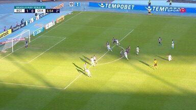 Botafogo 1 x 1 Ceará
