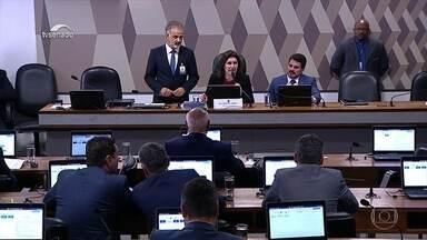 Pacote anticrime do governo deve ir para o plenário do Senado nesta quarta (11) - O pacote reúne propostas do ministro Sergio Moro e de um grupo de juristas que foi coordenado pelo ministro do Supremo, Alexandre de Moraes.