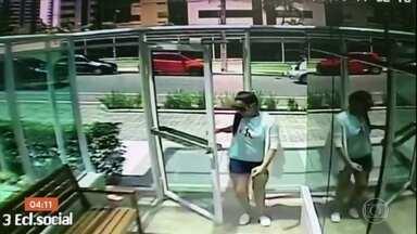 Quatro pessoas são presas por invadir apartamento e roubar joias em Fortaleza (CE) - Segundo a polícia, elas fazem parte de uma quadrilha de São Paulo, especializada nesse tipo de crime que agiu em vários estados.